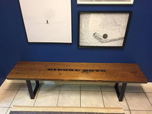 Hockey Bench