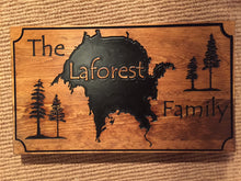 Engraved Sign