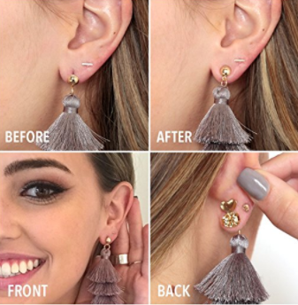 earring lifts