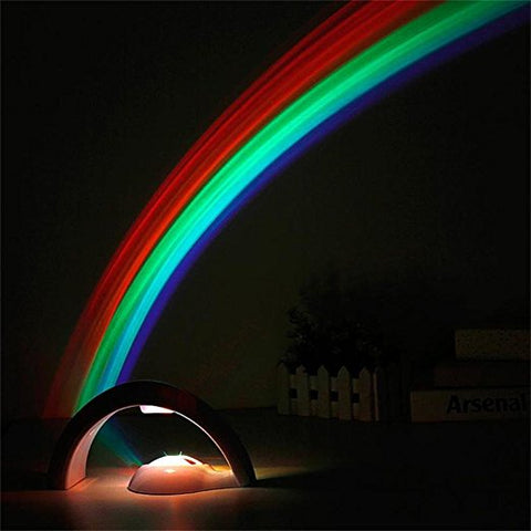 MAGIC RAINBOW PROJECTOR LED
