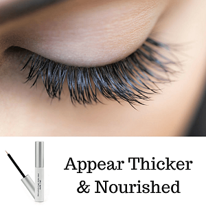 NATURAL EYELASH AND EYEBROW GROWTH SERUM