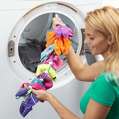 2PCS SOCK ORGANIZER FOR THE WASH