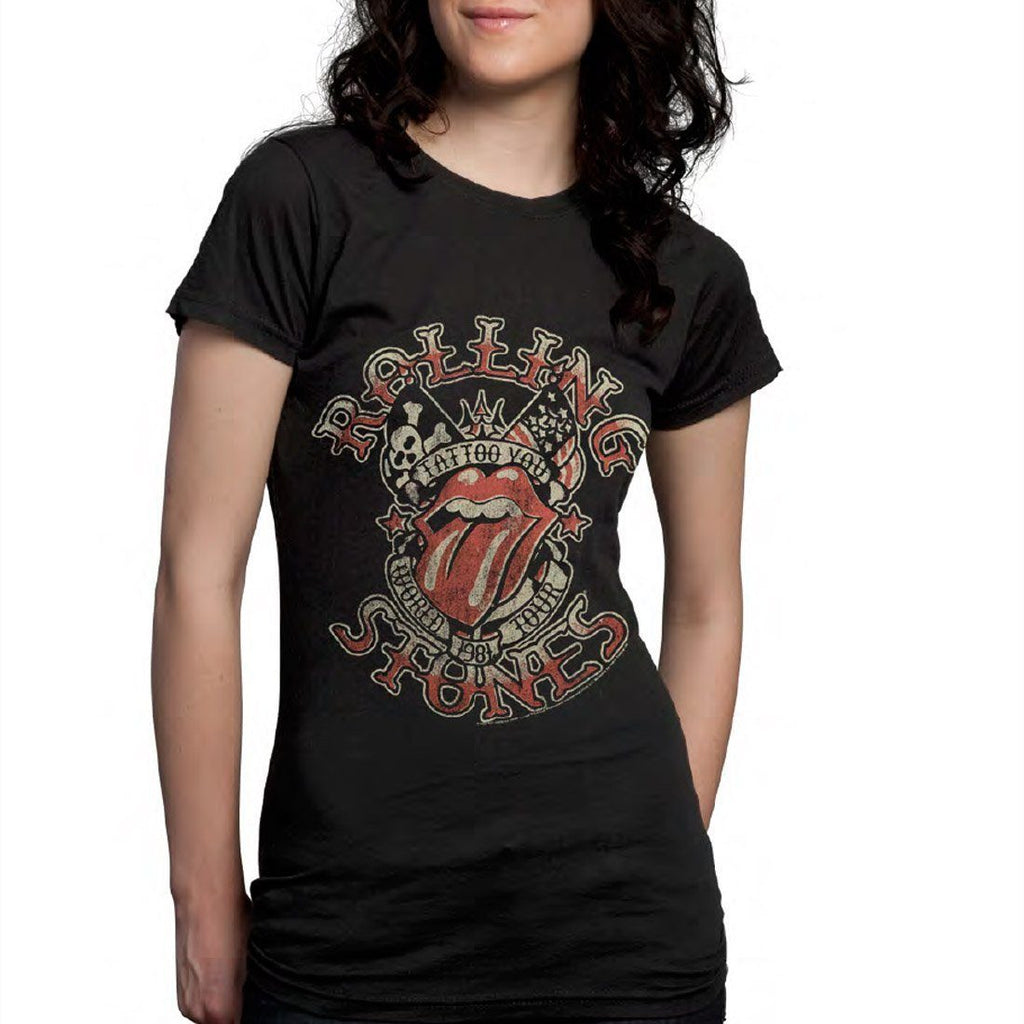 Rolling Stones | Tattoo You Tour Tunic T-Shirt