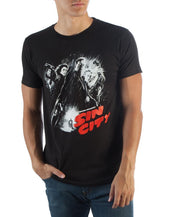 Miramax Sin City Black T-Shirt