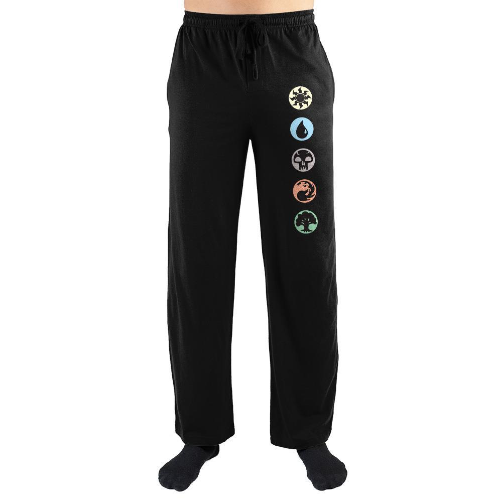 Magic: The Gathering Pentagram of Colors Loungewear Lounge Pants