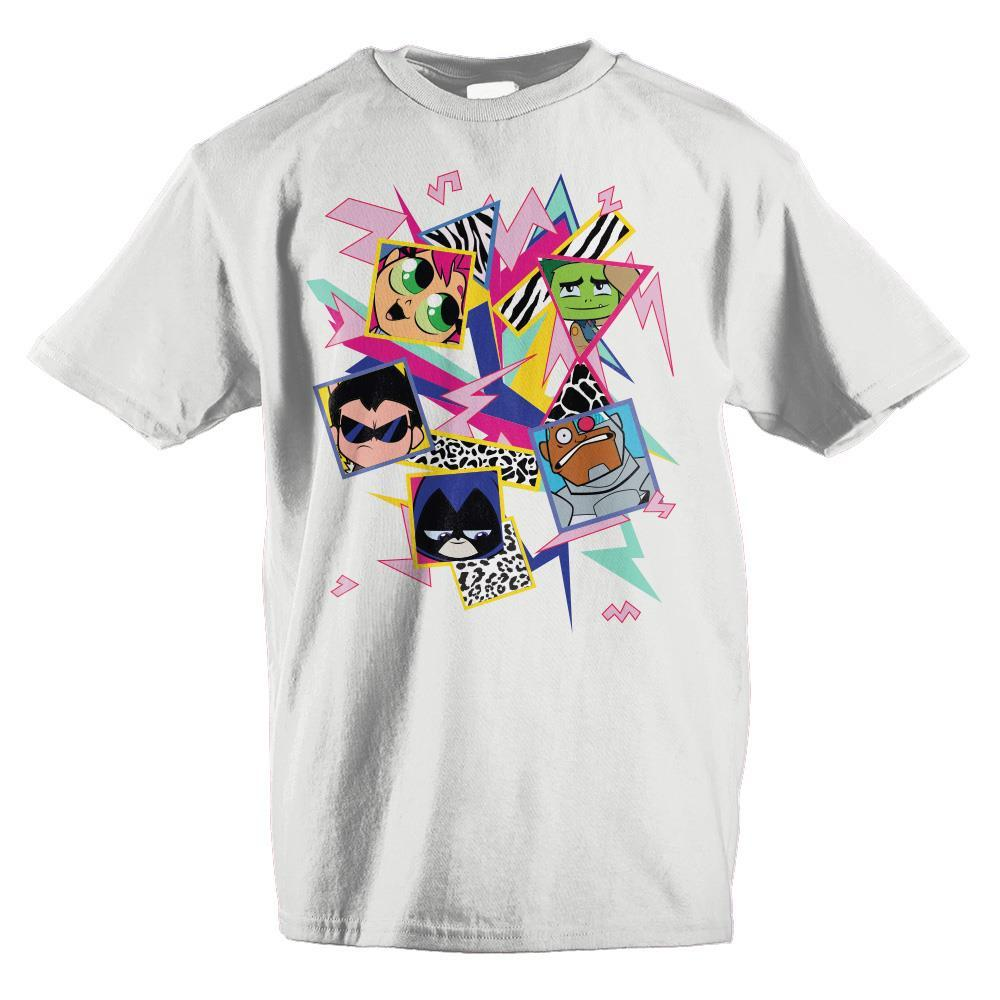 DC Comics Teen Titans Go! Characters Girls T-Shirt