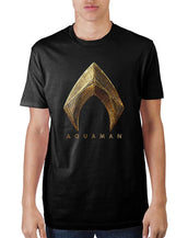 Justice League Aquaman Logo T-Shirt