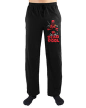 Marvel Comics Deadpool Costume Print Men's Lounge Pants