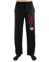 The Walking Dead We're Just Getting Started Print Men's Loungewear Pajama Lounge Pants