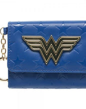 DC Comics Wonder Woman Mini Tri-Fold Wallet