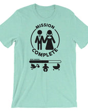Mission Complete Women Fine Tee