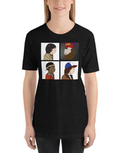 Stranger Things Side Women Fine Tee