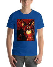 Shadow Fiend Dota 2 Men Fine Tee