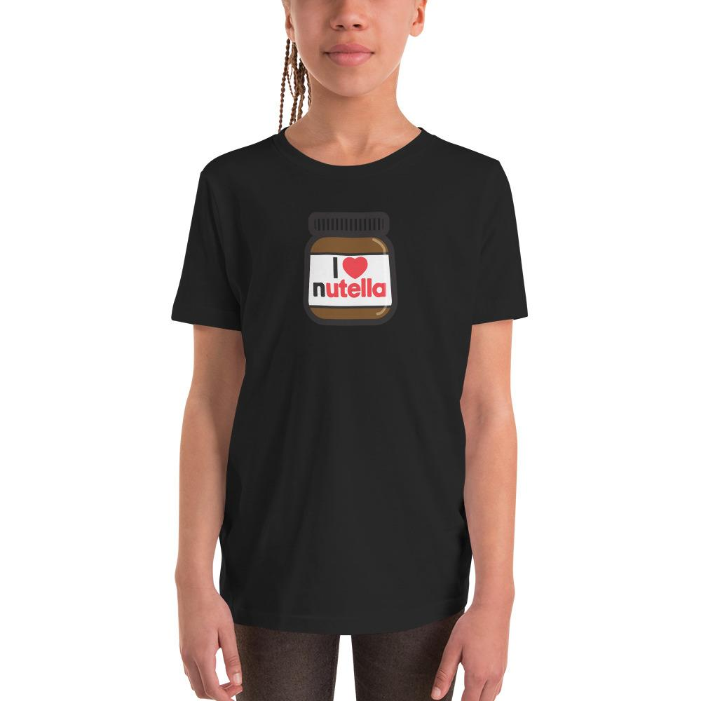 Nutella Youth Fine Tee