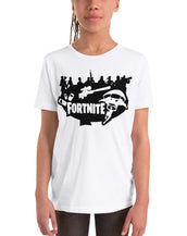 Fortnite Sniper Youth Fine Tee