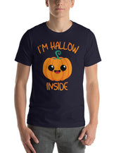 I'M Hallow Inside Pumpkin Men Fine Tee