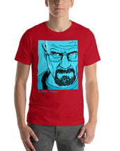 Walter White Breaking Bad Men Fine Tee