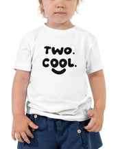 Two Cool Toddler Short Sleeve Tee
