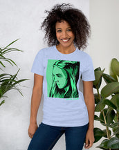 Sansa Stark Game of Thrones Women Fine Tee