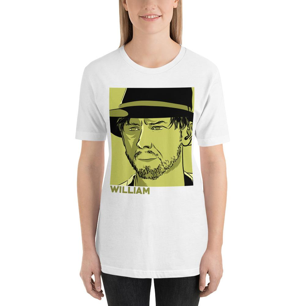 William Westworld Women Fine Tee