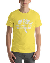 Nice Things Men Fine Tee