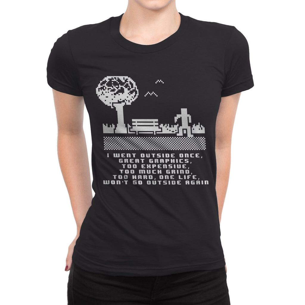 Outside Women Fine Tee