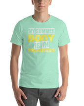 Summer Body Men Fine Tee