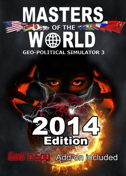 2014 Edition Add-on - Masters of the World DLC - Oynasana