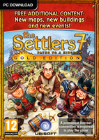 The Settlers 7: Paths to a Kingdom Deluxe Gold
