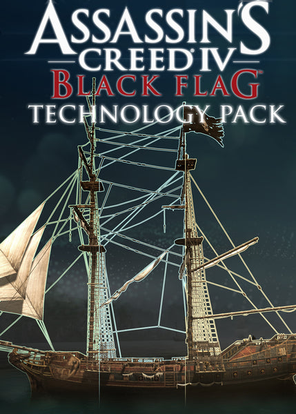 Assassin's Creed IV: Black Flag - Time saver Technology Pack