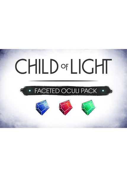 Child of Light: Faceted Oculi Pack