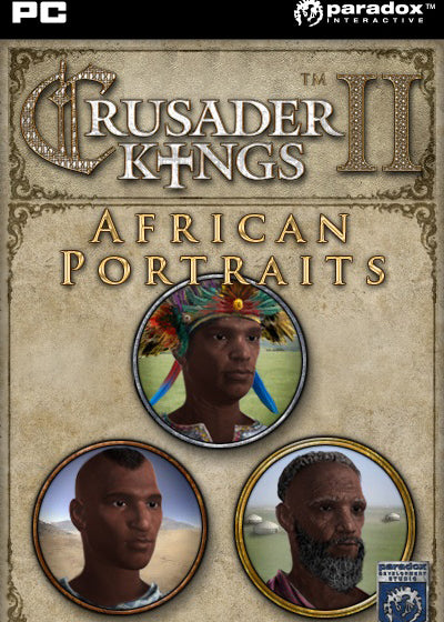 Crusader Kings II: African Portraits (DLC)