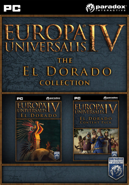 Europa Universalis IV: The El Dorado Collection