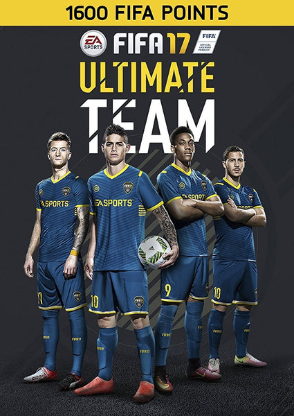 FIFA 17 Ultimate Team FIFA Points 1600