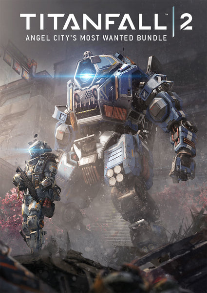 Titanfall 2: Angel City's Most Wanted Pack Bundle