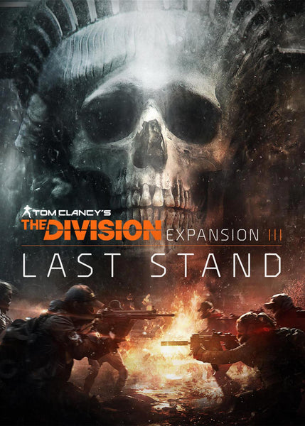 Tom Clancy's The Division Last Stand Expansion