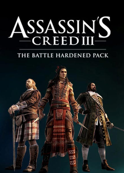 Assassin's Creed III: The Battle Hardened Pack