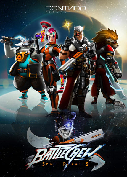 BATTLECREW Space Pirates - Unlimited