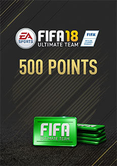 FIFA 18 Ultimate Team FIFA Points 500
