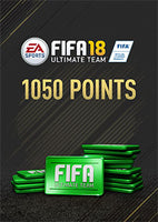 FIFA 18 Ultimate Team FIFA Points 1050