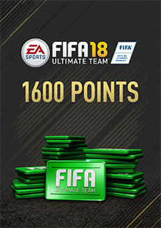 FIFA 18 Ultimate Team FIFA Points 1600
