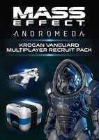 Mass Effect: Andromeda Krogan Vanguard Multiplayer Recruit Pack