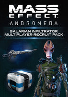 Mass Effect: Andromeda Salarian Infiltrator Multiplayer Recruit Pack