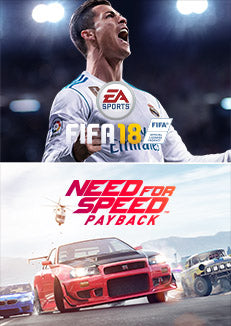 FIFA 18 & Need for Speed Payback Bundle