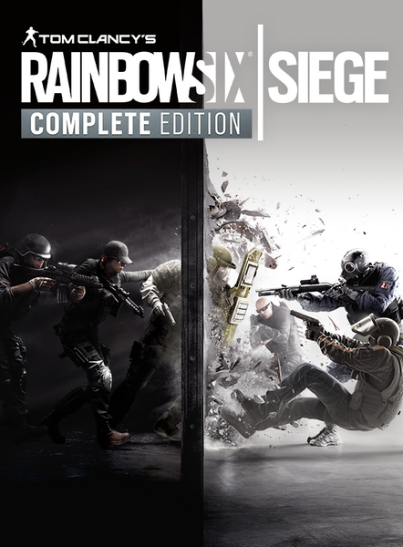 Tom Clancy's Rainbow Six Siege Complete Edition Y3