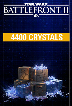 Star Wars Battlefront II - Crystals Pack 4400