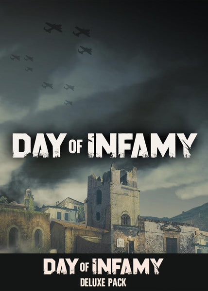 Day of Infamy Deluxe Edition Upgrade