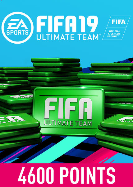 FIFA 19 ULTIMATE TEAM FIFA POINTS 4600