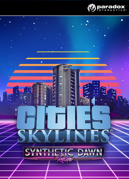 Cities: Skylines - Synthetic Dawn Radio