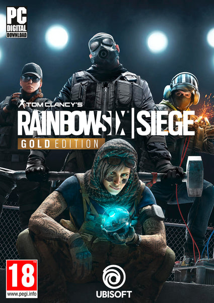 Tom Clancy's Rainbow Six Siege - Gold Edition Year 4
